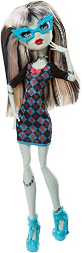 Monster High Geek Shriek Frankie Stein Doll
