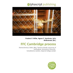 FFC Cambridge Process: Amazon.co.uk: Books