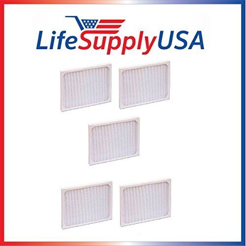 5 Pack Replacement Filter to fit Hunter 30920 30905 30050 30055 30065 37065 30075 30080 30177 Designed and Engineered by Vacuum Savings