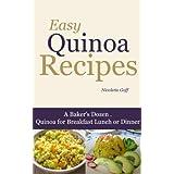 Easy Quinoa Recipesby Nicolette Goff