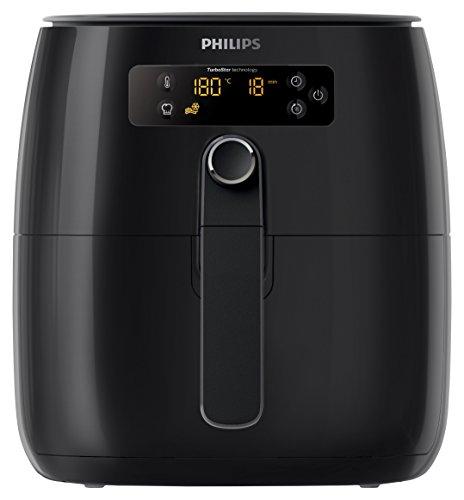 Philips HD9641/90 Airfryer Avance Friggitrice ad Aria con TurboStar Rapid Air per Friggere con un Cucchiaio d'Olio, Arrostire, Grigliare, Infornare