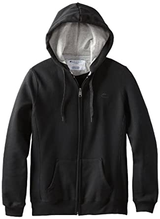 Champion Women's Eco Fleece Jacket, Black, Small