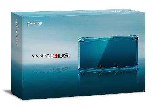 【新価格版】 ニンテンドー3DS アクアブルー