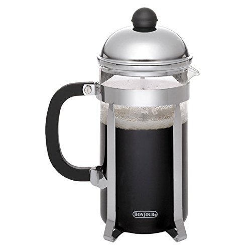 BonJour Coffee and Tea 12-cup Monet French Press (French Press Bonjour Monet compare prices)