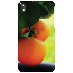 HTC Desire 816 Back Cover - Fruit Designer Cases