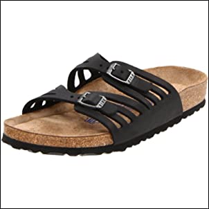 Birkenstock Womens Granada Soft Footbed Sandal