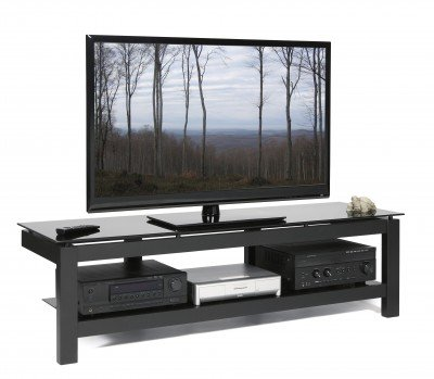 "Cheap PLATEAU Audio Video Furniture SL-2V 64inch (B)-BG TV Stand (SL-2V (64)"" (B)-BG)"