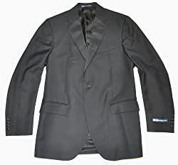 Polo Ralph Lauren Men Virgin Wool Extrafine Tuxedo Suit