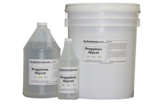 Usp Food Grade 5 Gallons Propylene Glycol