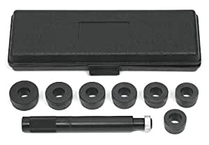 "GearWrench 31430 9 Piece Bushing Remover/Installer Set 1-5/8"" to 1-3/4"""