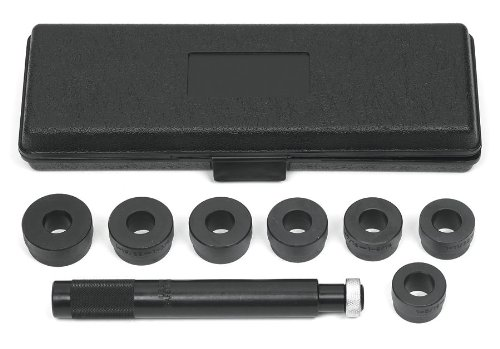 """Gearwrench 31430 9 Piece Bushing Remover/Installer Set 1-5/8"""" To 1-3/4"""""""