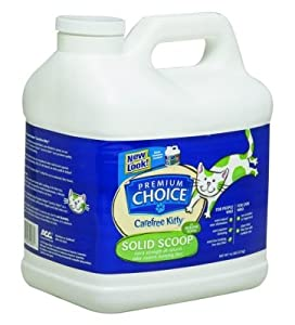 Premium Cat Tails Litter CAC00031 Premium Choice Extra Scooping Litter Jugs, 16-Pound