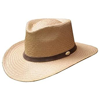 db62cf3f Barmah Crushable Straw Panama Hat, Putty (Medium) at Amazon Men&rsquo s
