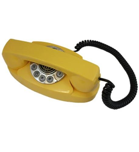 Paramount 1959 Princess Telephone Yellow