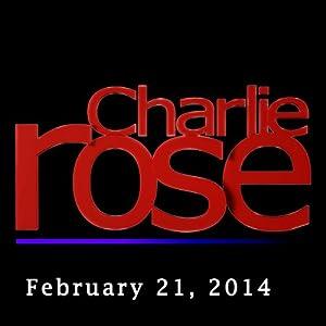 Charlie Rose: Jule Campbell, MJ Day, Walter Iooss, and Carol Alt, February 21, 2014 Radio/TV Program