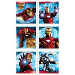 Iron Man 2 Stickers