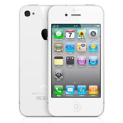 アップル 携帯電話 SoftBank iPhone4 16GB ホワイト 白ロム
