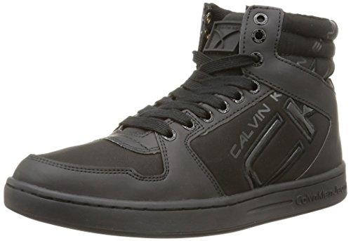 Calvin Klein Jeans - Perico, Sneakers da uomo, nero (blk), 43