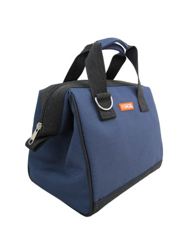Sachi 34-031 Insulated Fashion Lunch Tote, Navy Blue