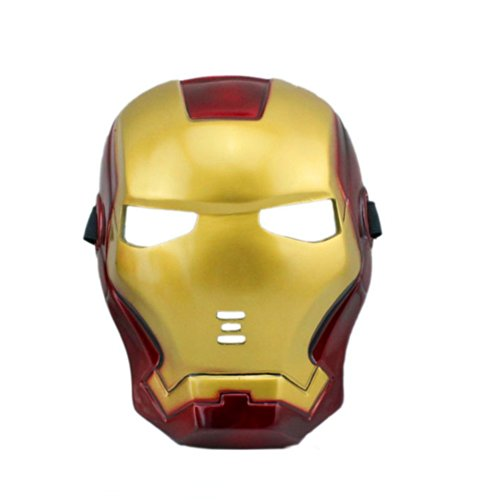 Gmask Resin the Avengers Iron Man Mask Replica