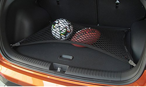 Pegasuss Black Mesh Floor Trunk Cargo Net SUV Storage Organizer Net for Toyota Prado 2011-2015 (2013 Toyota Prado Accessories compare prices)