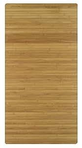 Kleine Wolke 5043202207 Holzmatte Bambus, 50 x 80 cm, natur
