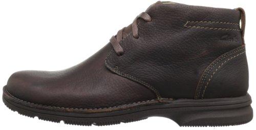 Clarks 其乐 Senner Ave 男款真皮短靴 $52.5+$8.36(需用码,直邮到手约¥380)图片