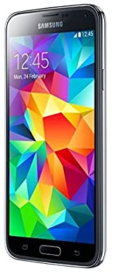 Refurbished Samsung Galaxy S5 SM-G900 (Black)