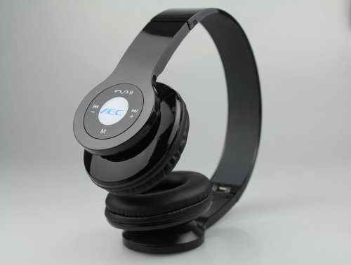 New AEC@ Smart Stereo Wireless Bluetooth Headphone---for
