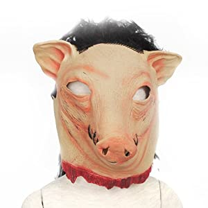 saw pig mask saw costume accessories item mask341 $ 34 09 $ 34 09 0 0 .  sc 1 th 225 & Saw pig mask - Aliexpress Sale