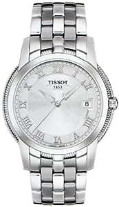 Tissot Ballade III Mens Watch T0314101103300 Wrist Watch (Wristwatch)