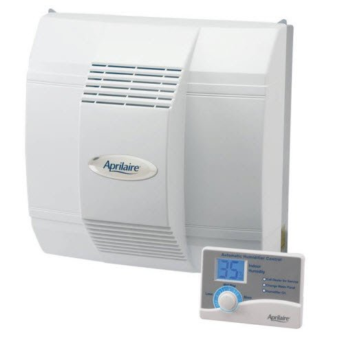 Aprilaire Model 700 Automatic Whole-house Powered Humidifier with Digital Control