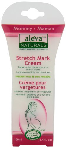 Aleva Naturals Stretch Mark Cream, 3.4oz. - 1