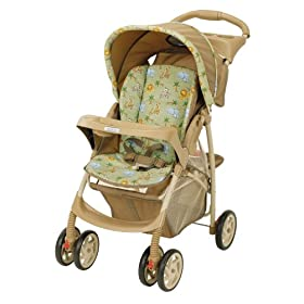 Graco LiteRider Stroller in Tango in the Tongo