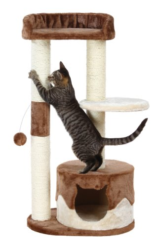 TRIXIE Pet Products Pilar Cat Tree TRIXIE Pet Products B00EPXXQ22