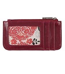 Harper Card Case, Berry, by Shiraleah