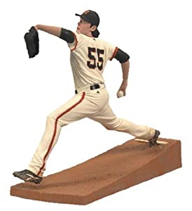 San Francisco Giants Mcfarlane 2010 MLB Series 26 Tim Lincecum Figures by Unknown