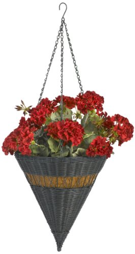 Hanging Flower Baskets Cone Shaped : Hanging flower cones buy bulbs flowers