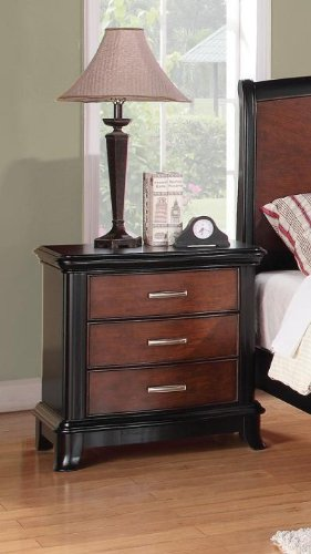 Two Tone Nightstand front-689973