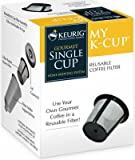 Keurig My K-Cup Reusable Coffee Filter 3-piece Set in Keurig Retail Box