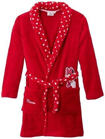 disney minnie peignoir fille rouge 6 ans v tements et accessoires. Black Bedroom Furniture Sets. Home Design Ideas