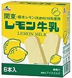 フタバ レモン牛乳 マルチ 8入