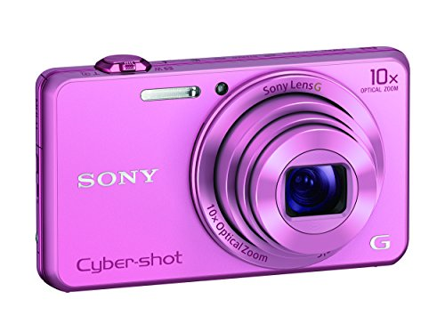 Sony-Cybershot-DSC-WX220P-182MP-Digital-Camera-Pink