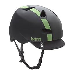 Bern Brentwood Helmet with Visor by Bern
