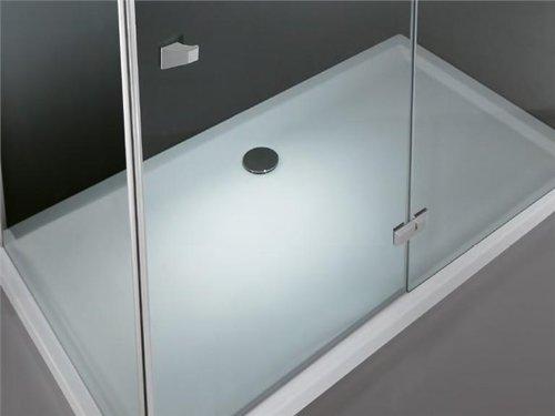 Teuco box doccia chapeau cm 100x75 porta a battente for Teuco doccia