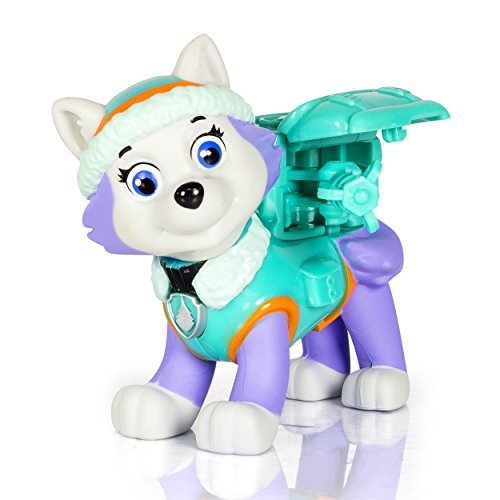 Paw patrol action pack pup amp badge everest