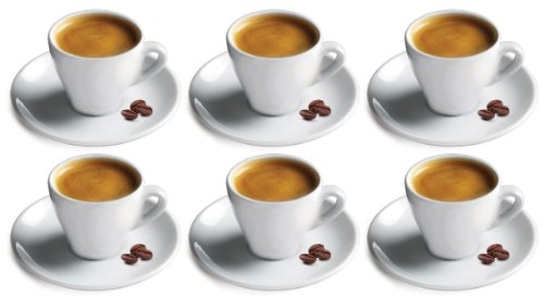Cuisinox Espresso Cup, Set of 6