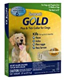 Double Duty Flea & Tick Collar For Dogs (Pack of 2)