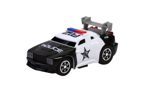 Ridemakerz Xtreme Customz Starter Kit - RX Street Patrol Police Car