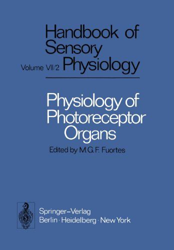Physiology of Photoreceptor Organs (Handbook of Sensory Physiology / Autrum,H.(Eds):Hdbk Sens. Physiology Vol 7)